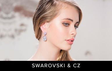 Swarovski & CZ