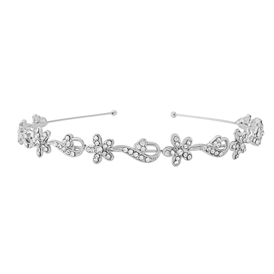 CRYSTAL GRACE HEADBAND - (HB1650)