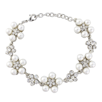 ELITE COLLECTION - Chic Pearl Bracelet - Ivory (VC49)