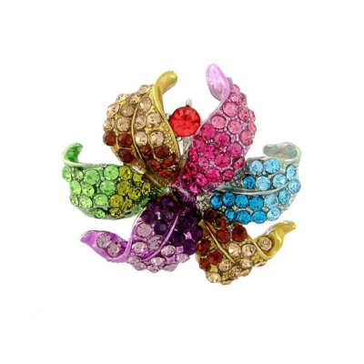 Antique Treasure Cocktail Ring - Multi (R29)