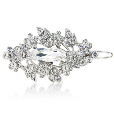 Luxurious Crystal Clip - Clear (S-HA4)