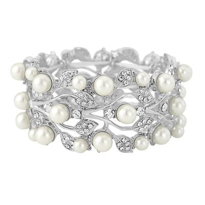 Pearl Elegance Bracelet - Ivory (BR62)