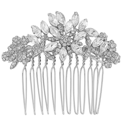 Crystal Starlet hair Comb - Clear (HC85)