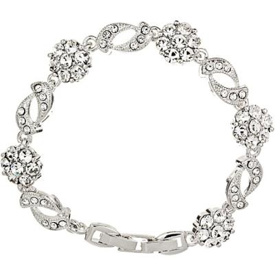 Crystal Divine Bracelet - Clear (S-BR15)
