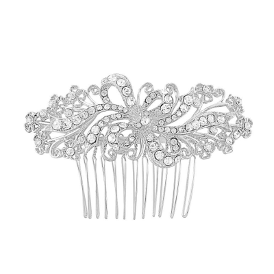 Glamorous Starlet Hair Comb - Clear (HC91)