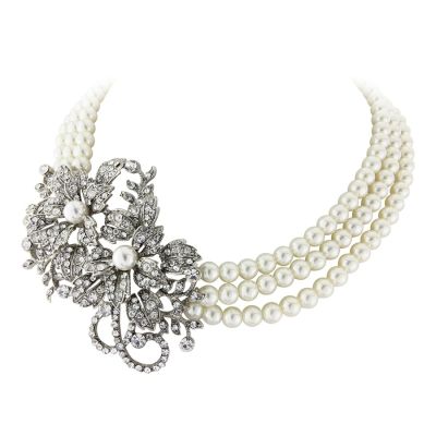 ELITE COLLECTION - Vintage Chic Necklace Set (NK325)