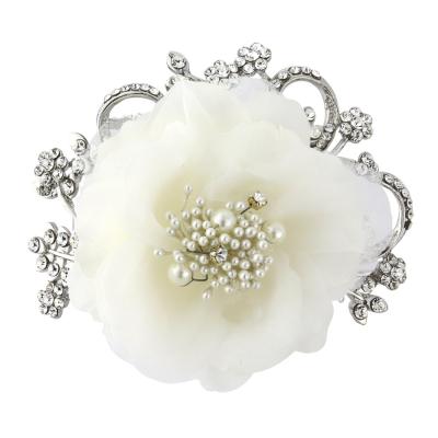 ELITE COLLECTION - Vintage Flower Headpiece -  (CLIP D)