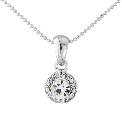 Swarovski Crystal Gem Necklace - S-NK19