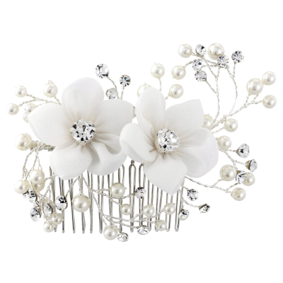 Vivian Wedding Hair Comb - SASSB - HC6