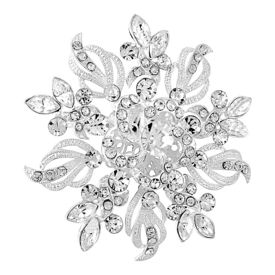 Opulent Wedding Brooch - SASSB - BRC8