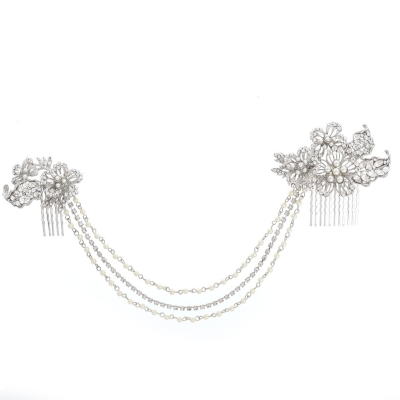 ELITE COLLECTION - EXCLUSIVE Starlet Luxe Headpiece - HP120