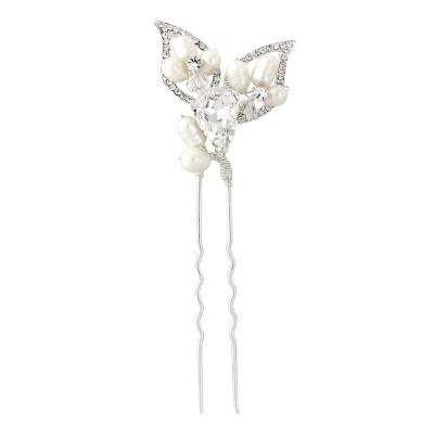 Tillie Gatsby Style Hair Pin - SassB - Ivory