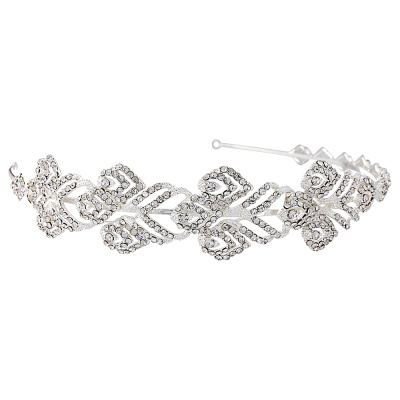 REDUCED MARION - Crystal Luxe Headband - SASSB -HDB17