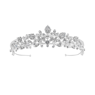 Rosa Luxe Crystal Tiara - SASSB - (Tiara 5A)