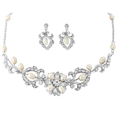 Starlet Glam Necklace Set - SASSB (NK4a)