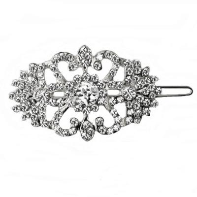 Starlet Crystal Clip - (Silver) Clip 730