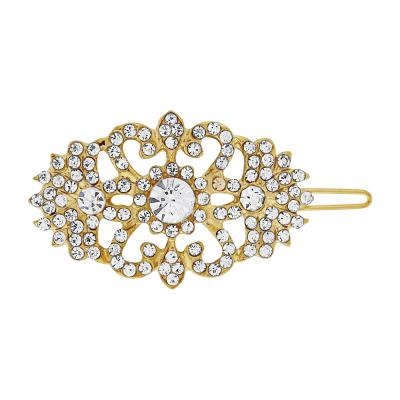 Starlet Crystal Clip - (Gold) Clip 731