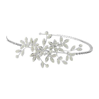 Harmony Chic Pearl Headband - HDB24 - SASSB