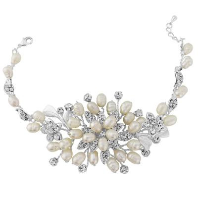 Starlet Freshwater Pearl Bracelet - SASSB - Ivory