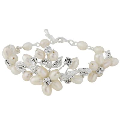 Divine Pearl Bracelet - Ivory - SASSB