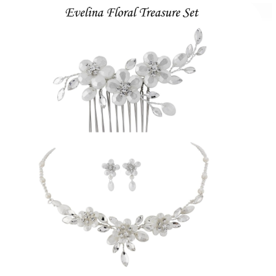 Evelina Floral Treasure Set - SassB