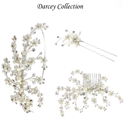Darcey Collection - Ivory - SassB