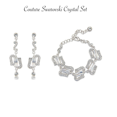 Couture Crystal Set