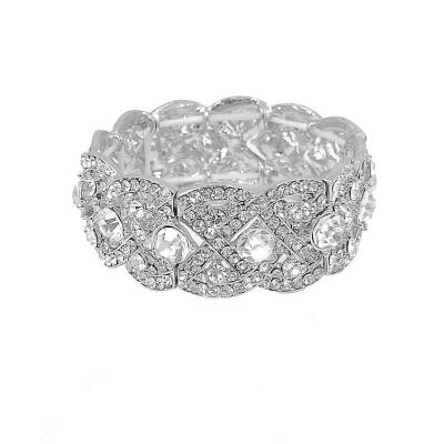 Athena - Crystal Deco Bracelet - BR102