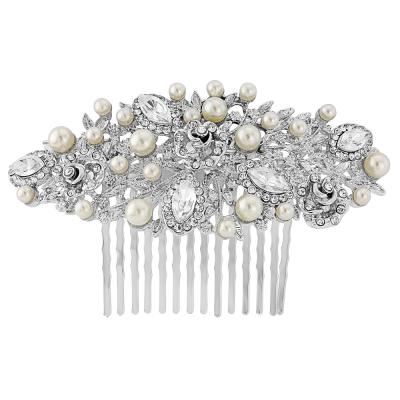 Charming Pearl Hair Comb - HC145