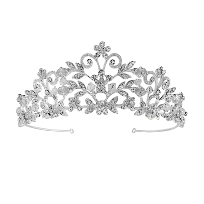 Rochelle Enchantment Tiara - CLEAR - SASSB Tiara 13