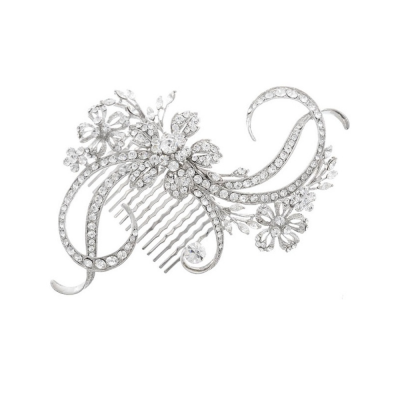 ELITE COLLECTION - Bejewelled Starlet Comb - HC204