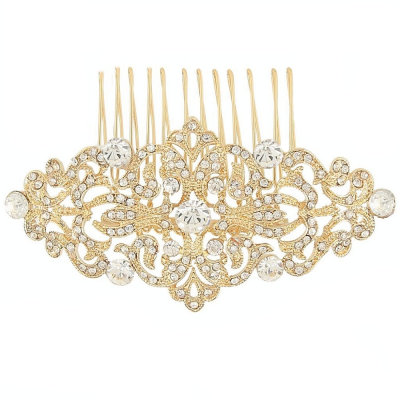 VINTAGE LUXE COMB - GOLD - HC140