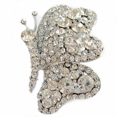 Sale Item - Crystal butterfly
