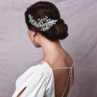 ATHENA COLLECTION - CRYSTAL EXTRAVAGANCE HEADPIECE HP157