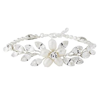 Eternally Freshwater Pearl Bracelet - Ivory SASSB