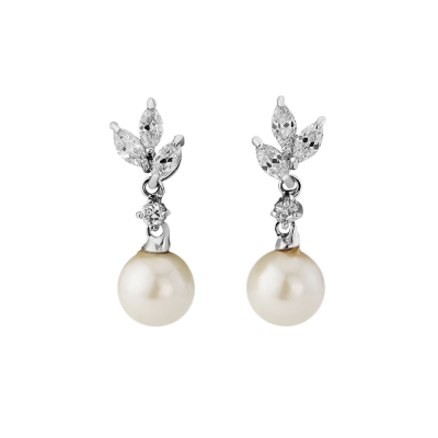 Cubic Zirconia Collection - Vintage Chic Earrings - (ER300)