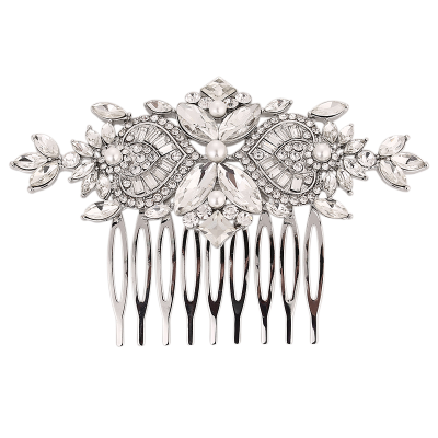 ATHENA COLLECTION - EXQUISITE CRYSTAL SPARKLE COMB - HC 166