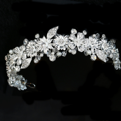 ATHENA COLLECTION - EXQUISITE SPARKLE HEADBAND - AHB36