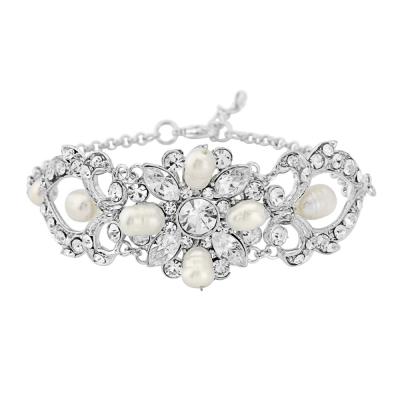 Starlet Glam Freshwater Pearl Bracelet - SASSB - BR4