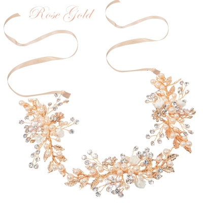 ATHENA COLLECTION - VINTAGE LUXE VINE - HP184 ROSE GOLD