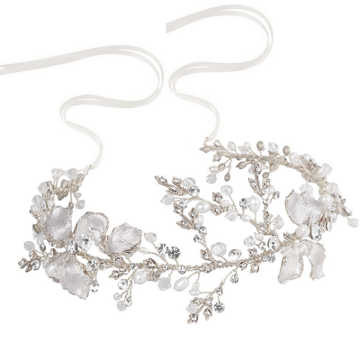 ATHENA COLLECTION - ENCHANTING VINTAGE VINE - SILVER (HP149)