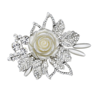 ELITE COLLECTION -(HP282) Glamorous Starlet Hair Clip