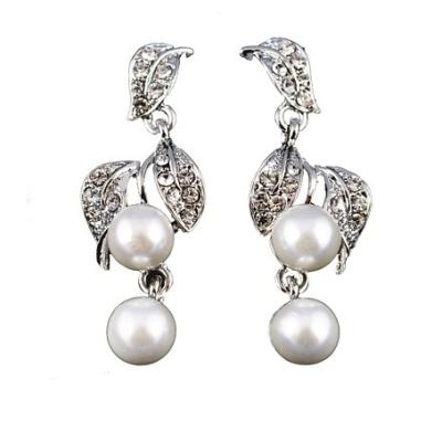 Pearl Vine Earrings - (ER53)