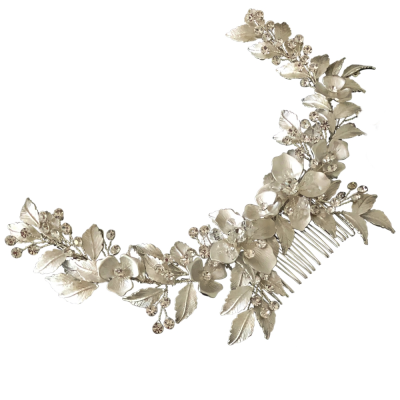 ATHENA COLLECTION - FLORAL EXTRAVAGANCE HEADPIECE -HC184