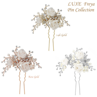 LUXE - Freya Pin Collection