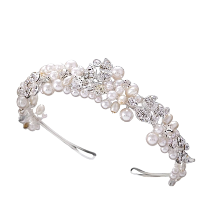 ATHENA COLLECTION - VINTAHE SPARKLE HEADBAND - AHB38