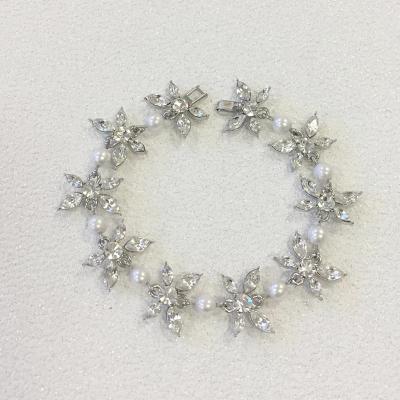 Pearl bracelet - sample piece