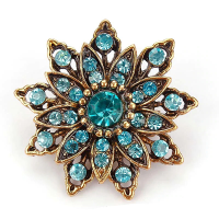 ATHENA COLLECTION - GLAM BROOCH - BROOCH 162