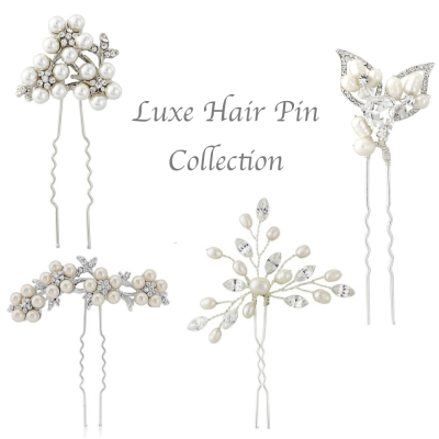 Luxe Hair Pin Collection