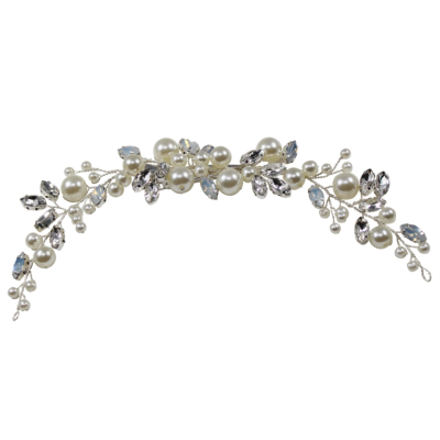 ATHENA COLLECTION - CRYSTAL ELEGANCE HEADPIECE - AHB44
